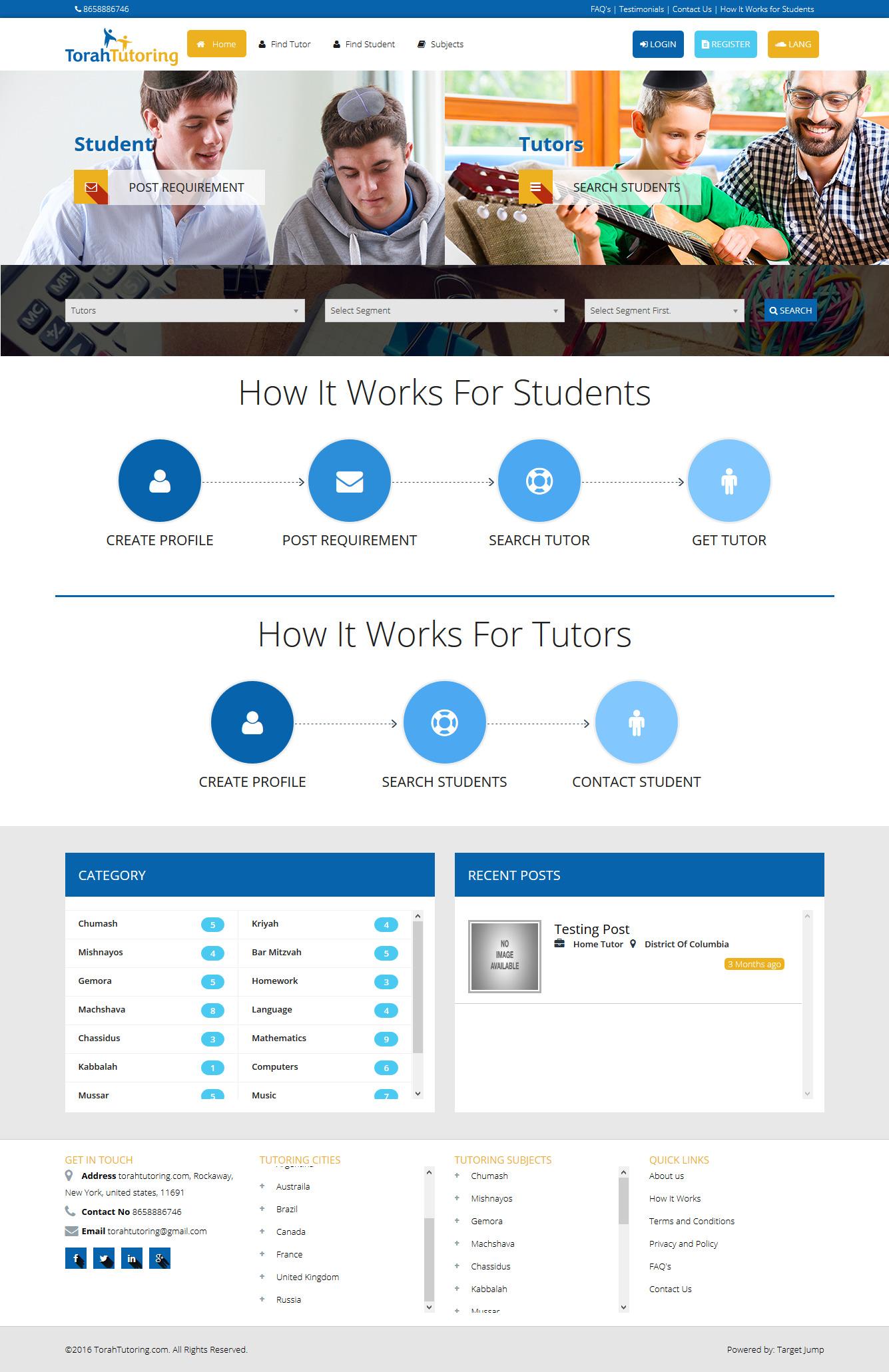 tutor-home